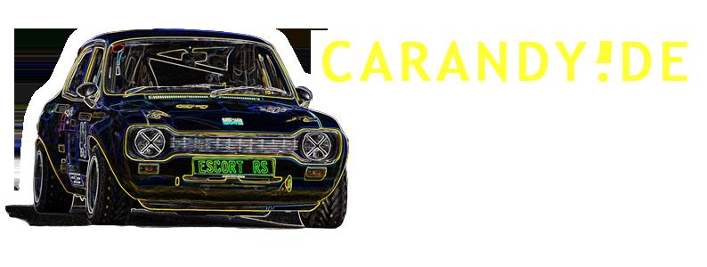 Carandy - Professionelle Autoaufbereitung. Einfach glänzend!